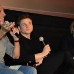 "Exclusive: Director Dexter Fletcher, Taron Egerton Attend ""Eddie the Eagle"" Screening & Q&A"