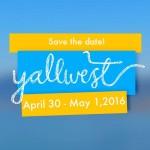 YALLWEST Announces 2016 Festival Line-Up Featuring 100+ Authors